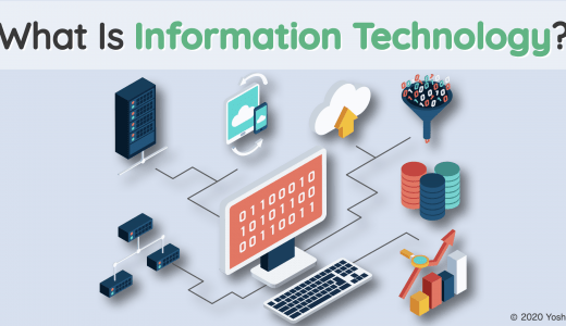 What Is Information Technology? ~ 3 Little-known Definitions of IT ~