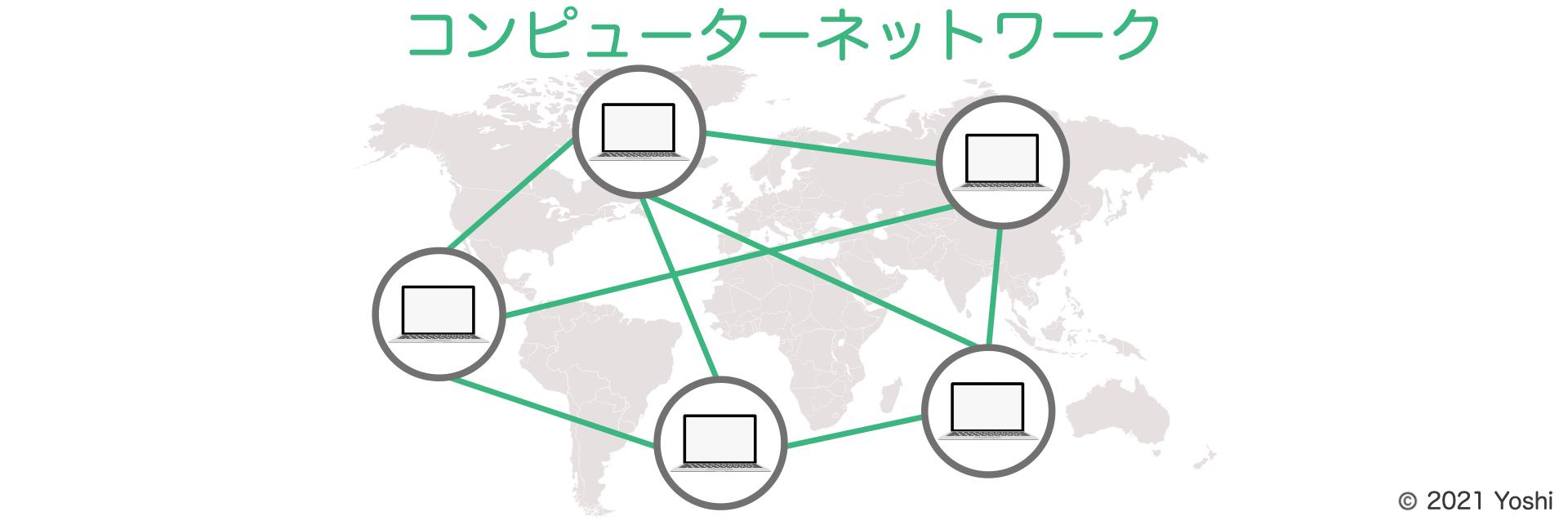 コンピューターネットワークとは?